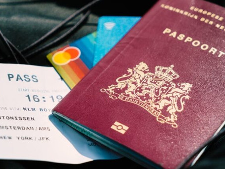 ID cards or passports cannot be requested until next Monday