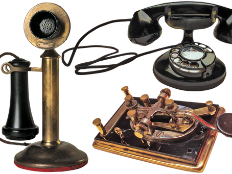 140 years since first phone call was made in Czech lands