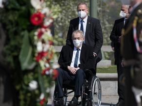 News of President Zeman's grave condition clarifies post-election picture