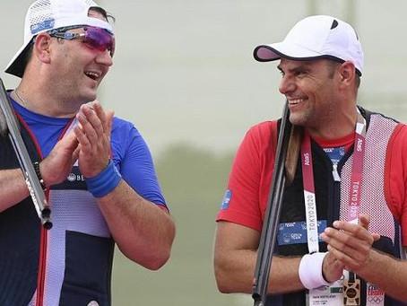 "Olympics – ""It felt like a Czech championship"""