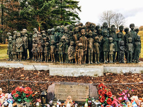 Lidice, 79 Years Later