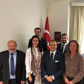 Turkish Embassy Prague