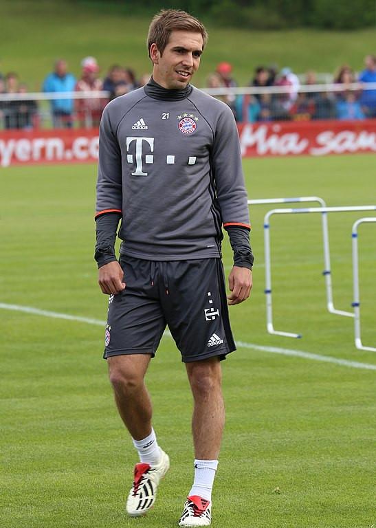 Lahm absolvierte 332 Spiele für den FC Bayern.