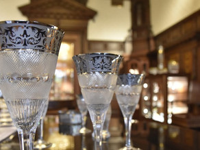 Moser Crystal Glass - Czechia's most luxurious brand