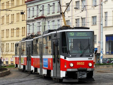 Historic Prague Tram T6A5 To Be Retired From Circulation
