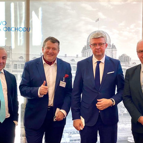 Rozhovor s vicepremiérem, ministrem průmyslu a dopravy Karlem Havlíčkem