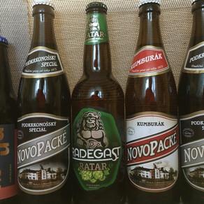 Letošní nejlepší pivní speciály. This year's best beer specials.