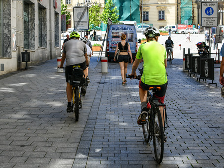 Nationwide Campaign To Raise Awareness Of Road Safety For Cyclists