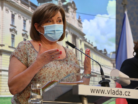 Czech Public Health Insurance System Runs Surplus of CZK 5.8 Billion Despite Pandemic