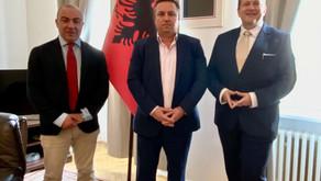 Interview with H.E. Mr. Ilirian KUKA, Ambassador of Albania in the Czech Republic