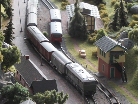 Eisenbahnparadies und noch mehr
