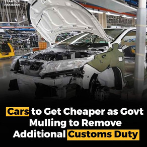 Car to Get Cheaper as Govt Mulling to Remove Additional Customs Duty