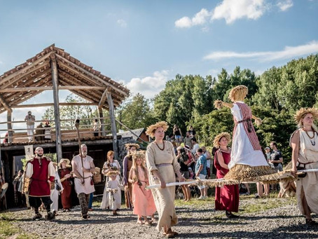 The Czech town of Nasavrky to host Lughnasadh, an annual festival of Celtic culture