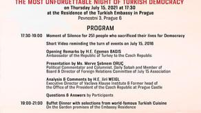 The Most unforgettable night of Turkish Democracy