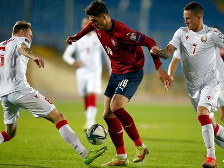 Fußball: Tschechien hält weiter zweiten Platz in WM-Qualifikationsgruppe