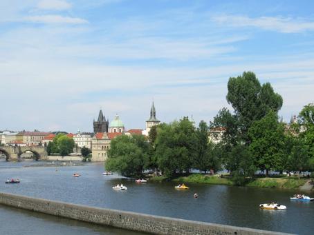 Vom Schützenprivileg Zum Freizeitparadies – Ahoj Aus Prag!