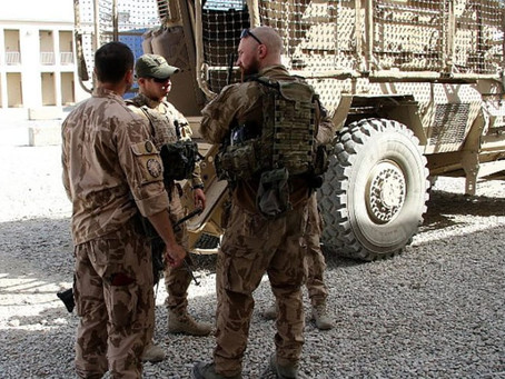 Czech government plans to help Afghan interpreters pursued by Taliban