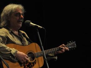 Bluegrass legend Robert Křesťan inducted into Anděl Awards Hall of Fame