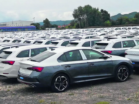 Škoda stops production once again due to a shortage of chips