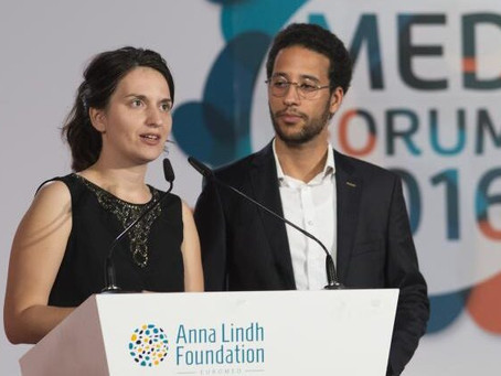 The Anna Lindh Foundation Virtual Marathon for Dialogue in the EuroMed region