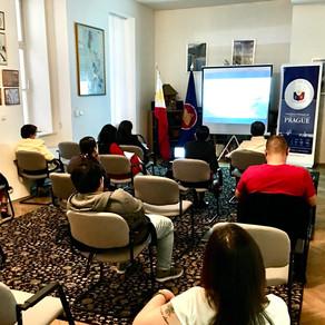 Philippine Embassy in Czech Republic