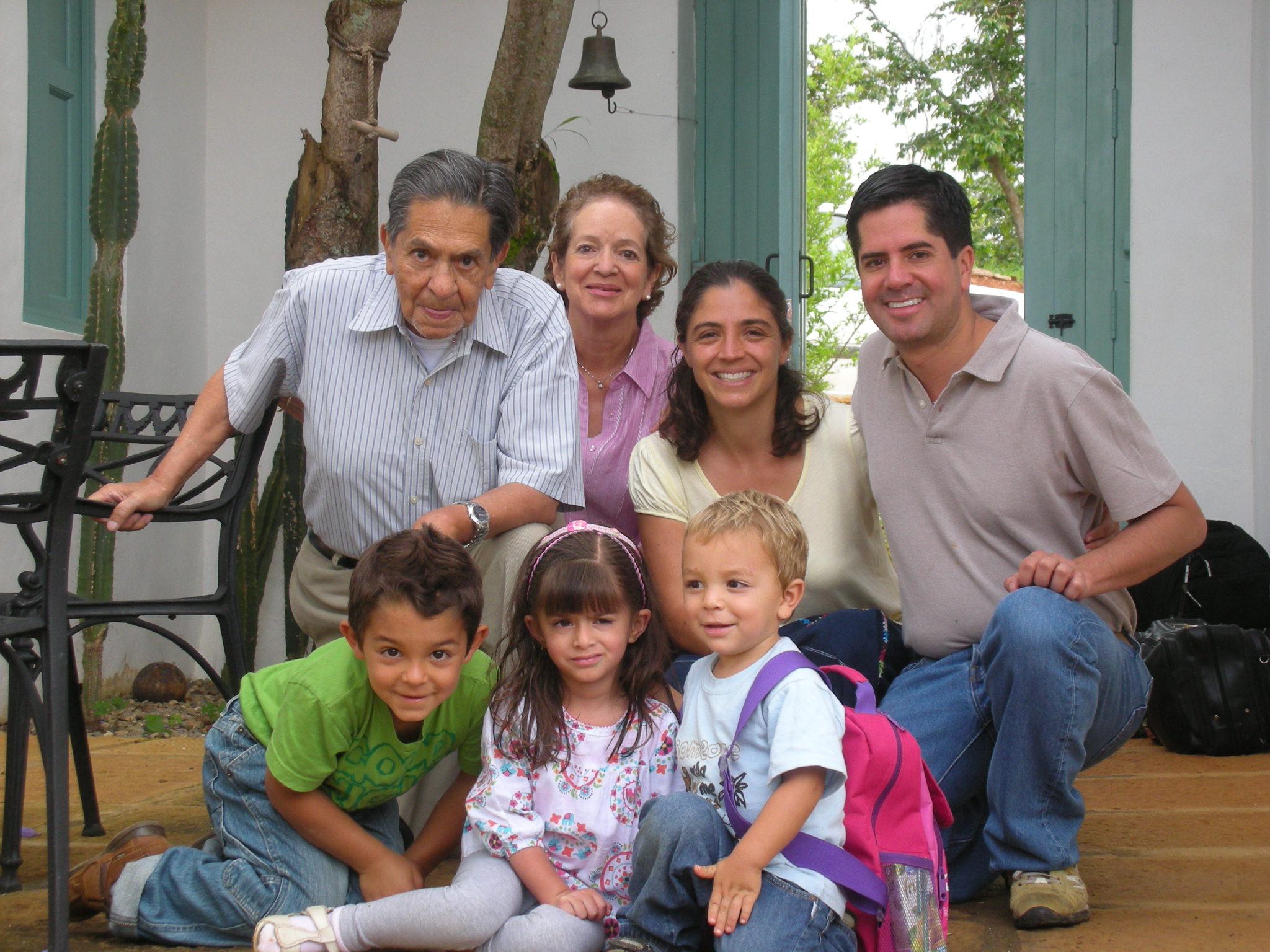 Linda familia