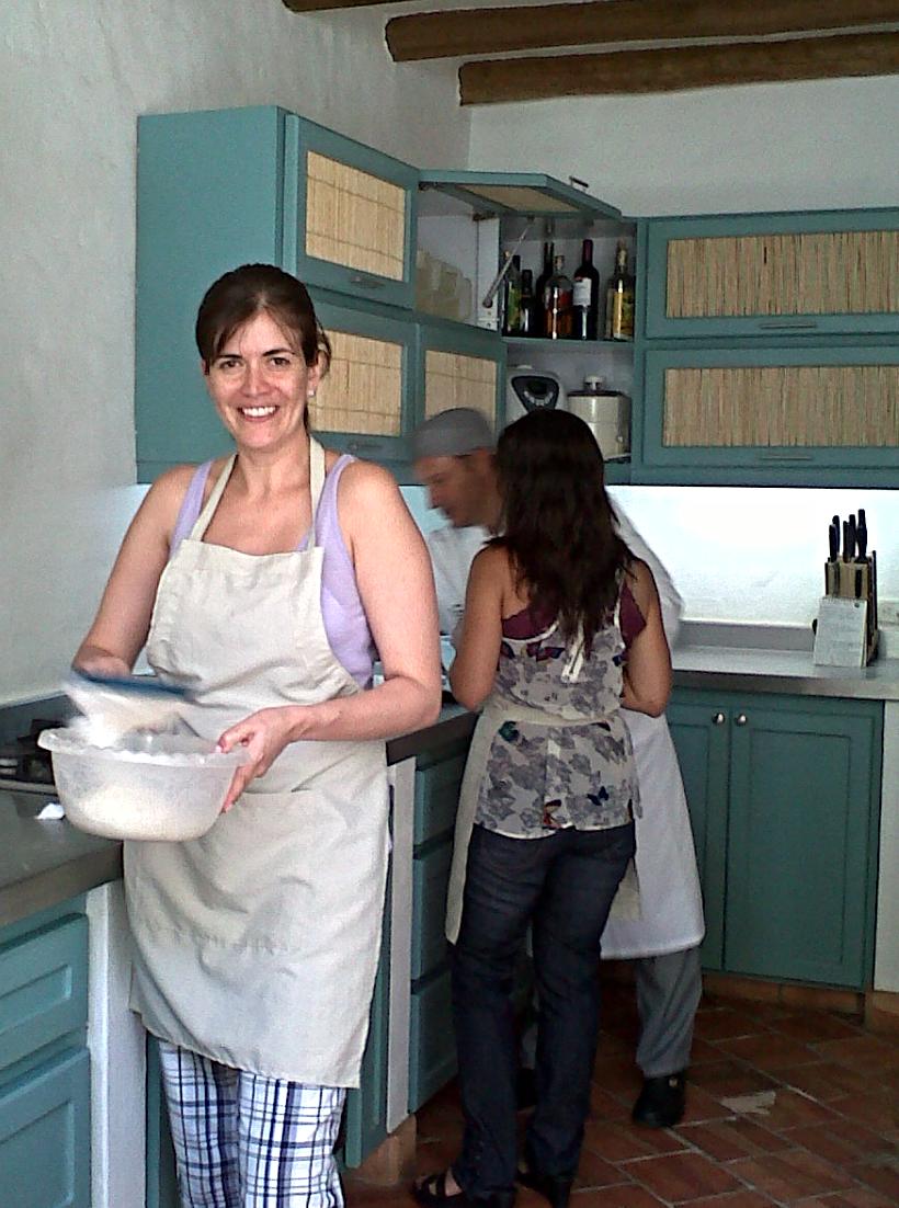 Cocinando Los Arcángeles...