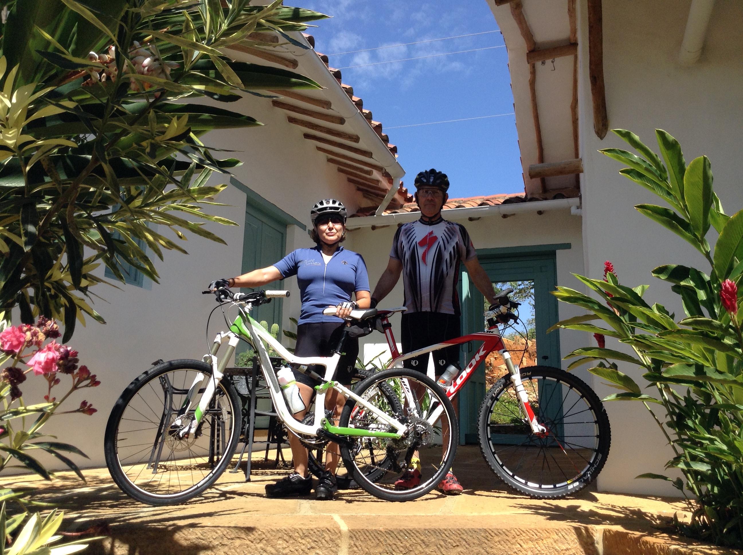 Bicicletas y Colibríes