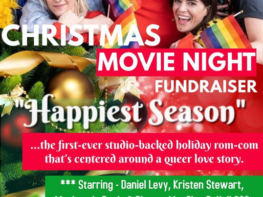 Fundraising in the Happiest Season.