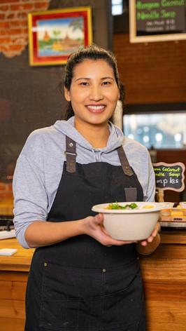 Ariya Burmese Food