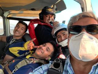 Nuevo piloto de Paracaidismo