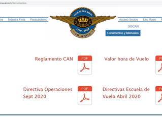 Manuales aviones y Documentos