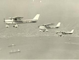 51 años Club Aéreo Naval