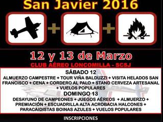 IV Jamboree Aéreo San Javier 2016
