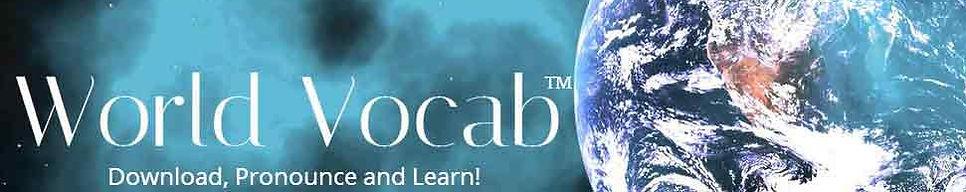 World Vocab™