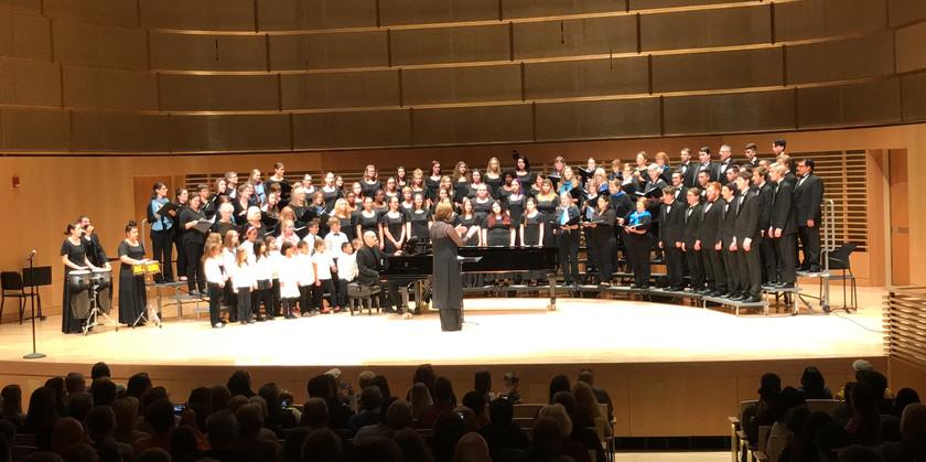 Choir Matrix