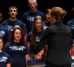 UConn Concert Choir