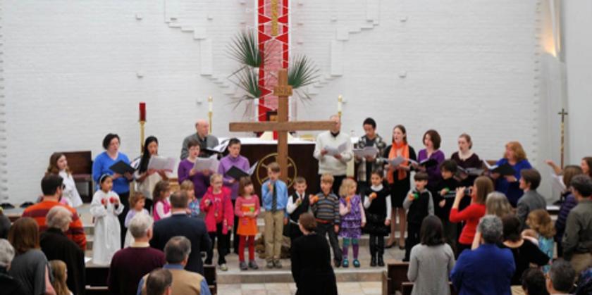 Former Church Choir