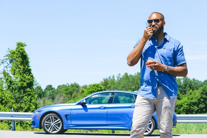 BMW 4SERIES GRAN COUPÉ: THE SWEET SPOT