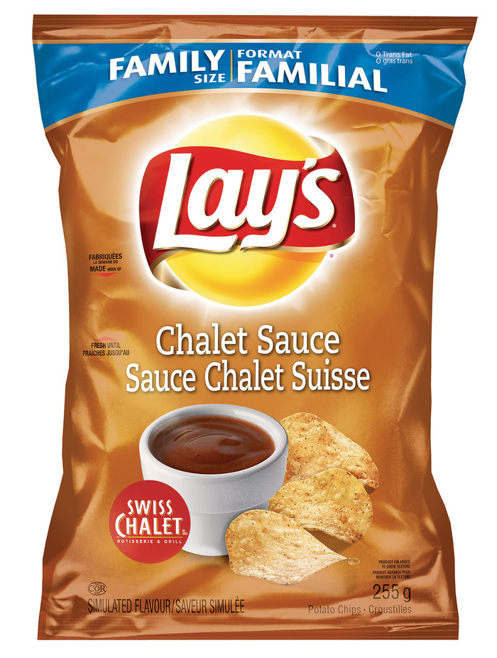 LAY'S AND SWISS CHALET TEAM UP FOR NEW FLAVOUR