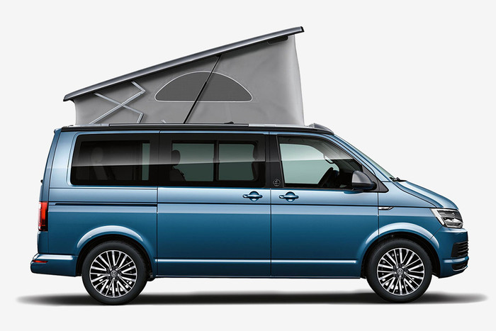 VOLKSWAGEN 'CALIFORNIA 30 YEARS' CAMPER VAN