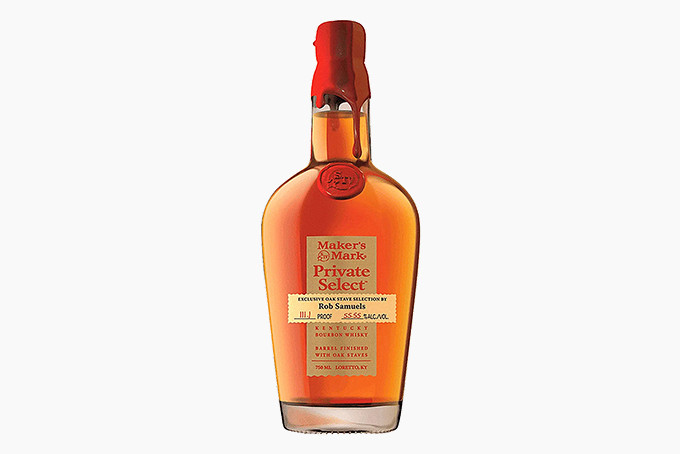MAKER'S MARK PRIVATE SELECT WHEATED BOURBON