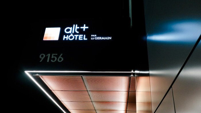 WHERE TO STAY: ALT+ HOTEL QUARTIER DIX30