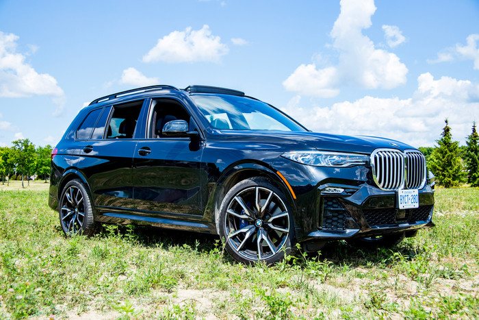 THE ALL-NEW X7: THE OTHER BMW YOU'VE BEEN WAITING FOR