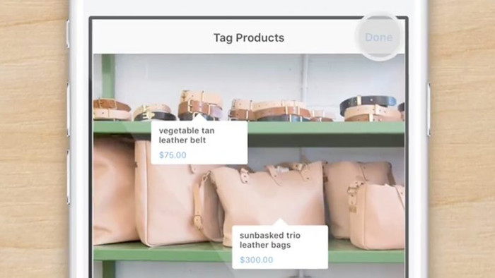 RETAILERS CAN NOW MAKE INSTAGRAM POSTS MUCH MORE SHOPPABLE