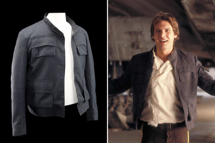 HAN SOLO EMPIRE STRIKES BACK JACKET