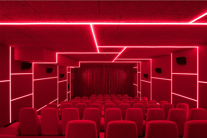 DELPHI LUX CINEMA