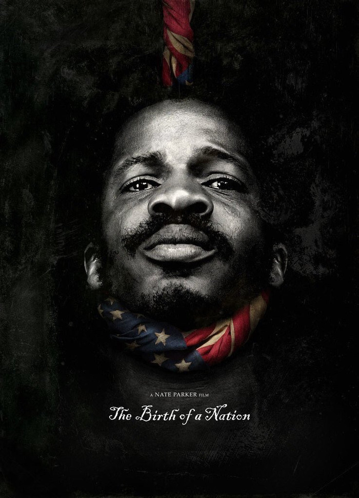 THIS POSTER FOR 'BIRTH OF A NATION' IS A PUNCH TO THE GUT