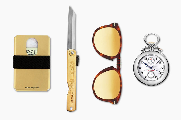EDC: SOLID GOLD
