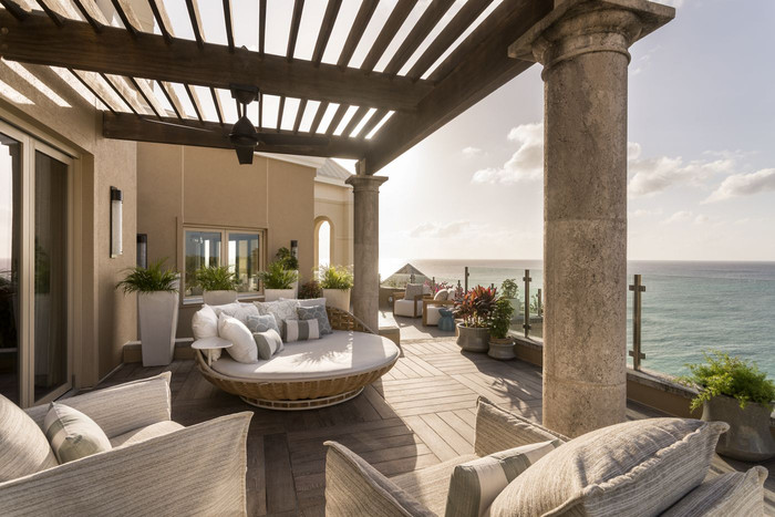 LARGEST HOTEL SUITE IN THE CARIBBEAN